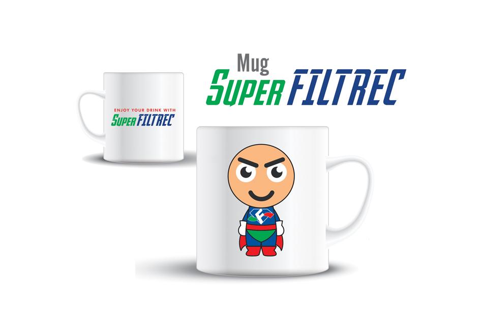 Filtrec mug
